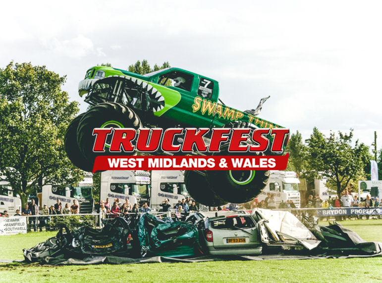 Show truckfest west midlands and wales