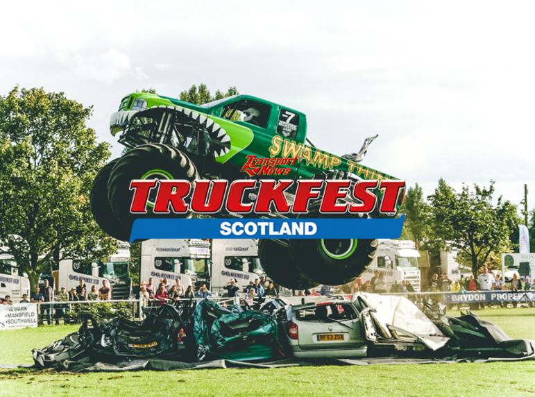 Show truckfest scotland