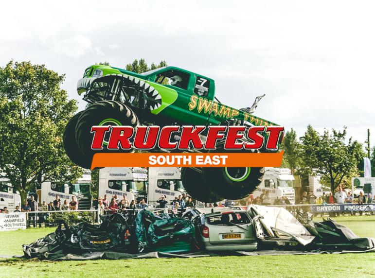 Show truckfest southeast