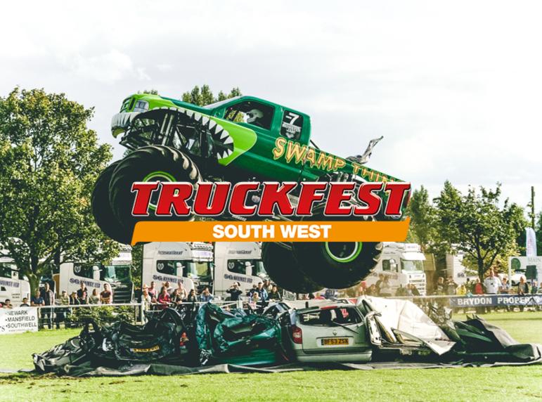 Show truckfest southwest