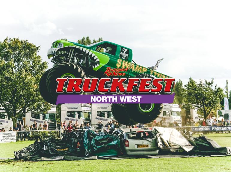 Show truckfest northwest