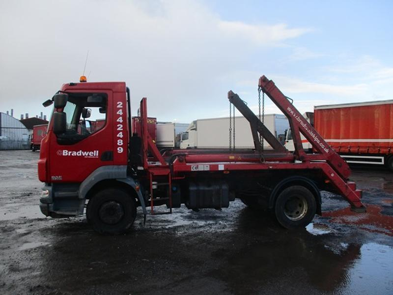 Daf Skip Loader Truck For Sale Hgv Traders Powered By