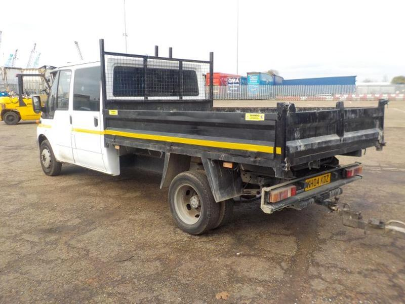 f7bff863fd Ford Transit Tipper Truck For Sale
