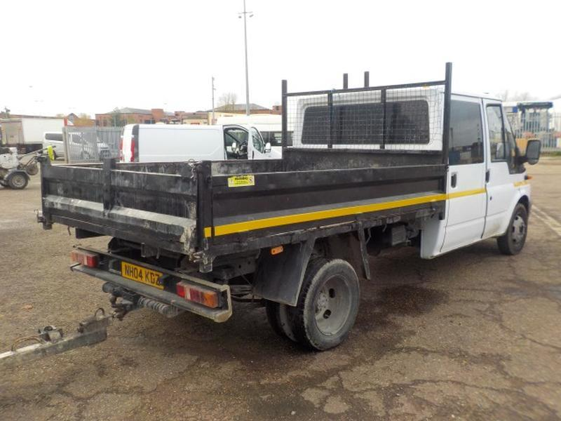 66300b7f0a Ford Transit Tipper Truck For Sale