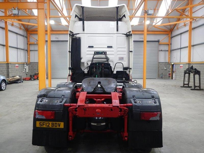 Man Tgx 26 440 44 Tonne Chassis Cab Truck For Sale Hgv Traders Powered By The Trade