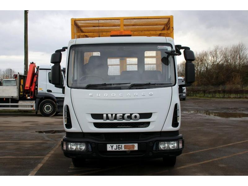 Iveco Eurocargo 7 5 Tonne Tipper Truck For Sale | HGV