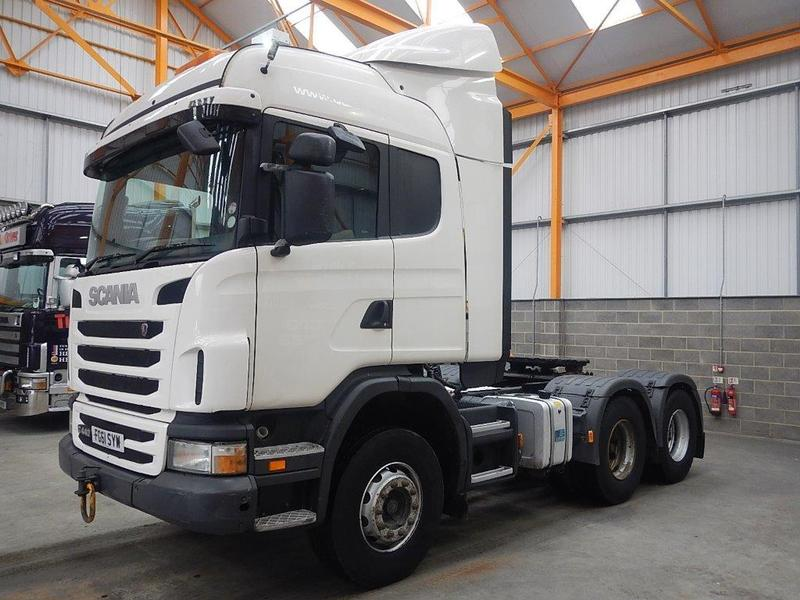 Scania G440 44 Tonne Truck For Sale   HGV Traders - Powered by the