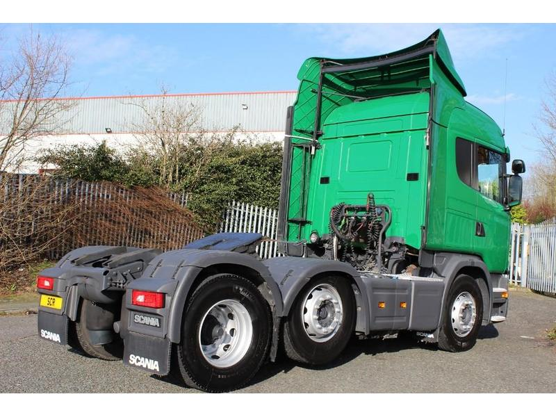 Scania G440 44 Tonne Truck For Sale | HGV Traders - Powered