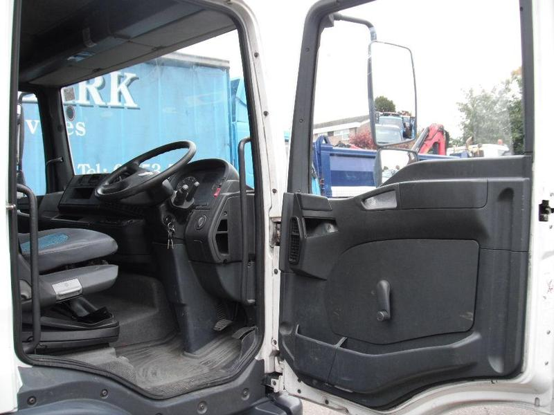 MAN 7 5 Tonne Chassis Cab Truck For Sale   HGV Traders