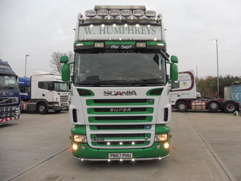 Scania R620 44 Tonne Truck For Sale Hgv Traders