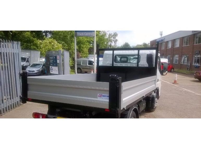 Mitsubishi Canter Tipper Truck For Sale Hgv Traders