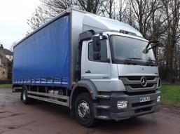 Thumb 1 mercedes axor 18 tonne curtain truck